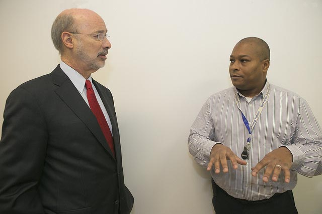 Kyle Flanagan US Specialty Formulations w/Governor wolf
